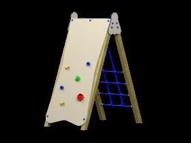 Serie trepas y equilibrios